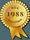 Rok założenia 1988